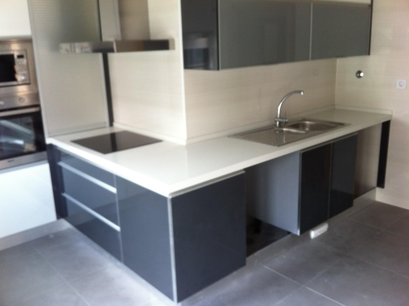 ideia e das dicas mais ideias interessantes de cozinhas modernas em #505C6F 1600 1195