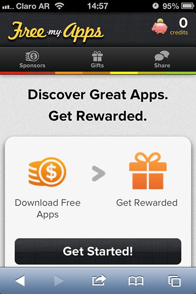 Guía para Ganar Giftcard de iTunes o Amazon Probando Aplicaciones en la App Store 1