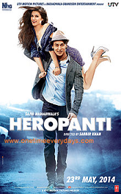 Heropanti Movie Trailer