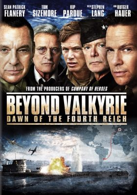 Filme Poster O Amanhecer do Quarto Reich