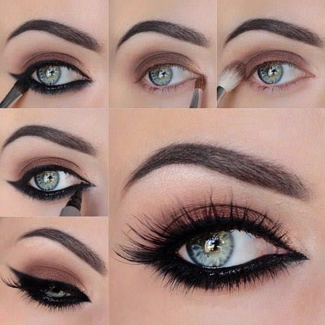Eye Make up Ideas....