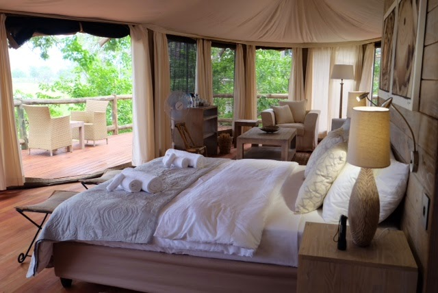 Nambwa Tented Lodge Namibia