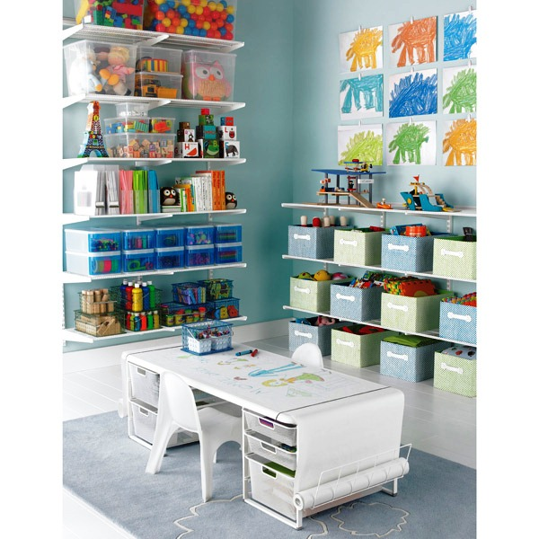 The Studio M Designs blog ...: Easy Storage Solutions for Kids Rooms !