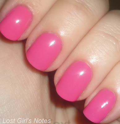 revlon passionate pink swatches and review