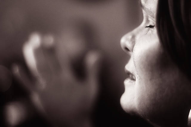 Tears Of Supplication: A Moment With Heaven