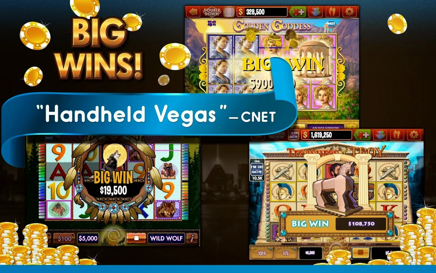 free casino slots free downloads