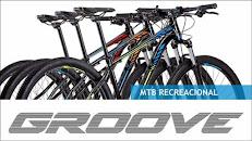 A Groove Bikes é parceira da Lobo Guará no Projeto Pedalando e Plantando