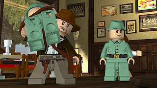 LEGO Indiana Jones 2 The Adventure Continues Completo