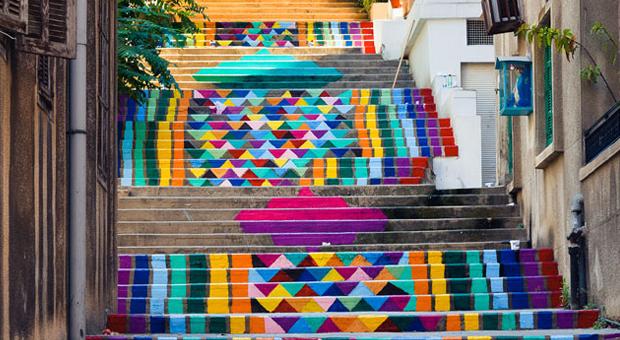 Escaleras con arte - Página 2 Title