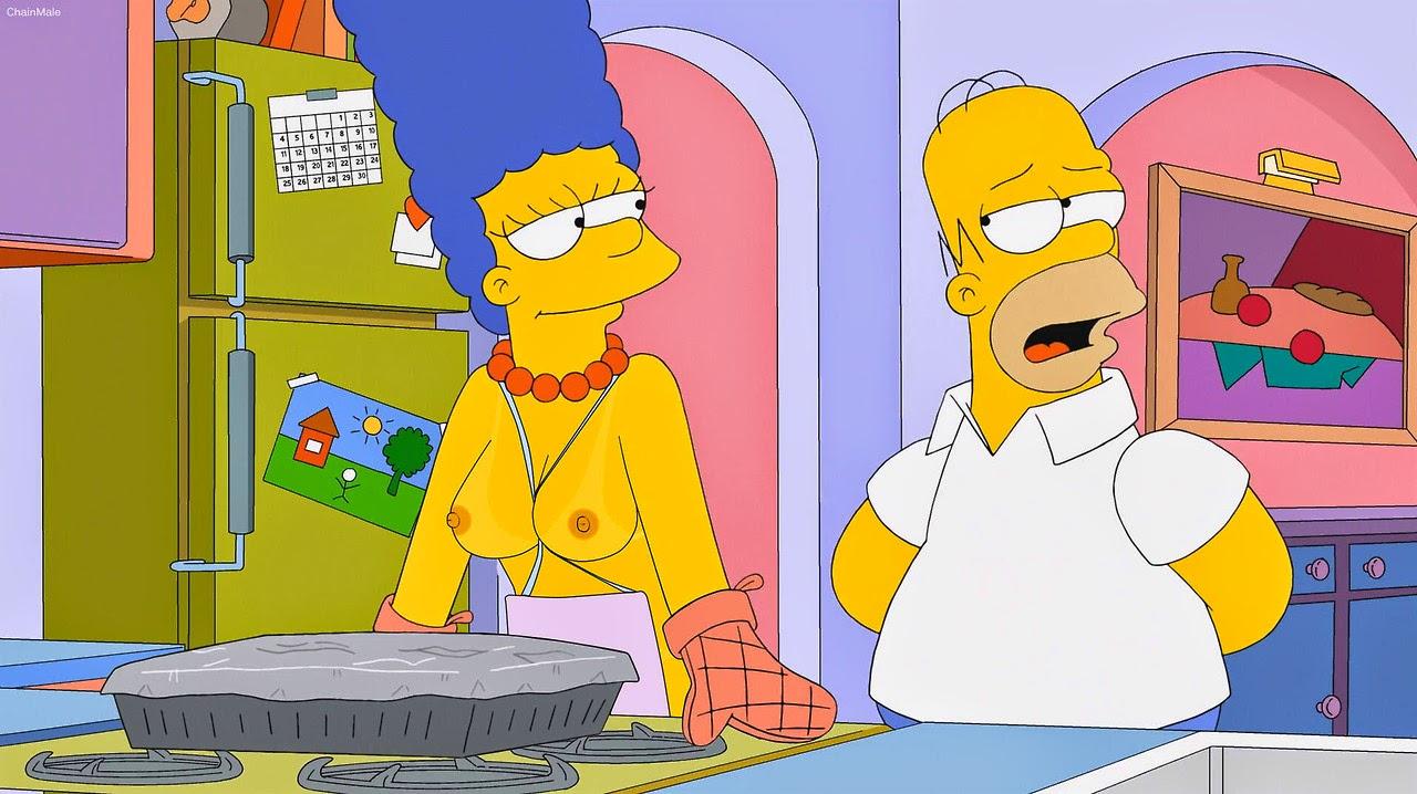 Порно симпсоны трахаются