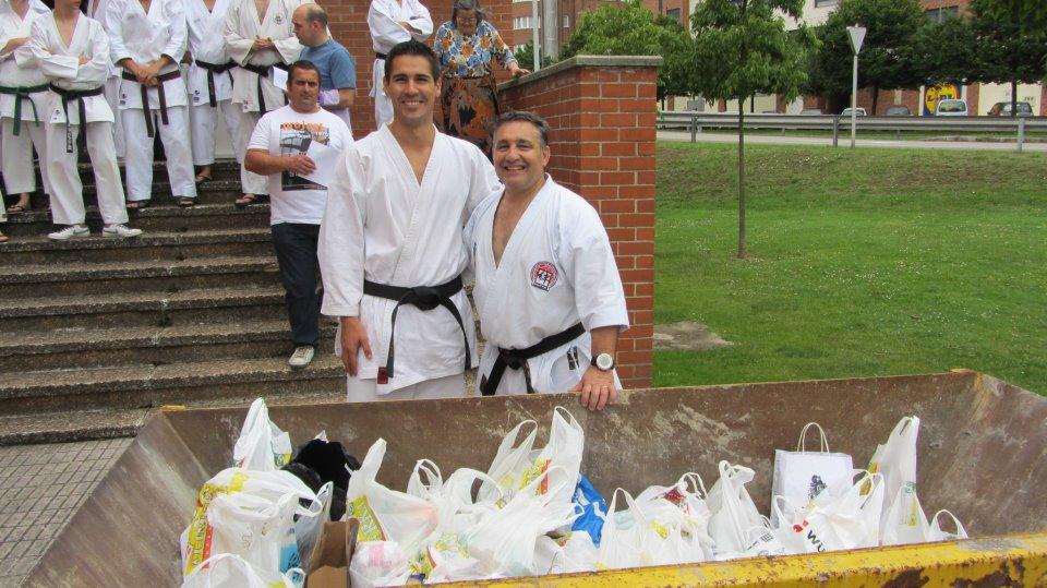 Karate shito ryu asturias 1 kushukai i o s t k curso de - Cursos cocina asturias ...