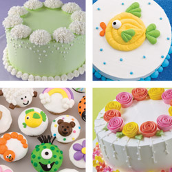 Cake Decorating Course At Michaels : Everybunny Loves Food: Wilton Cake Decorating Class - Day ...