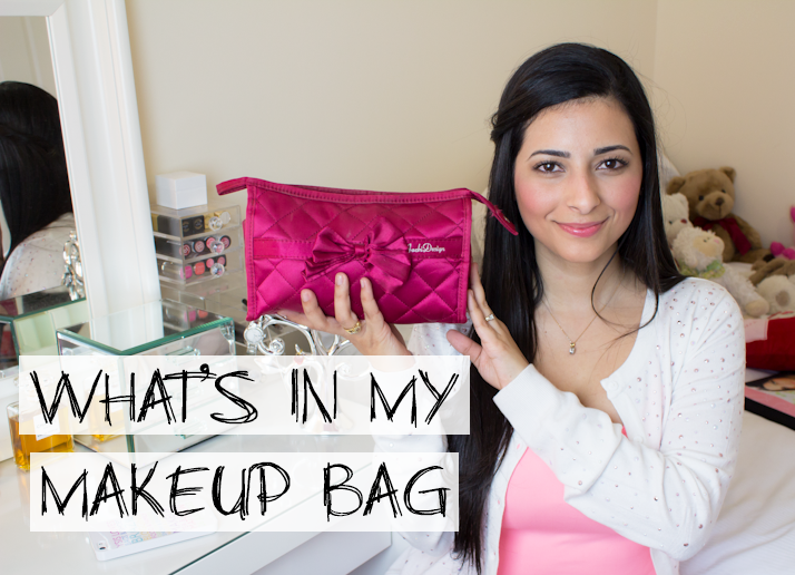 What's In My Makeup Bag - March 2013 Edition