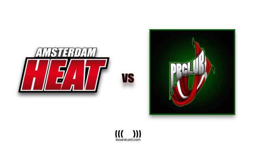 Watch the paintball game Amsterdam Heat vs Copahagen PB Club