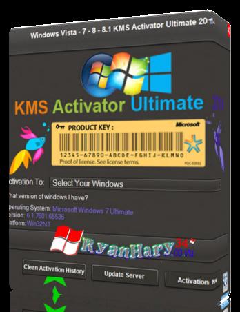 kms activator terbaru