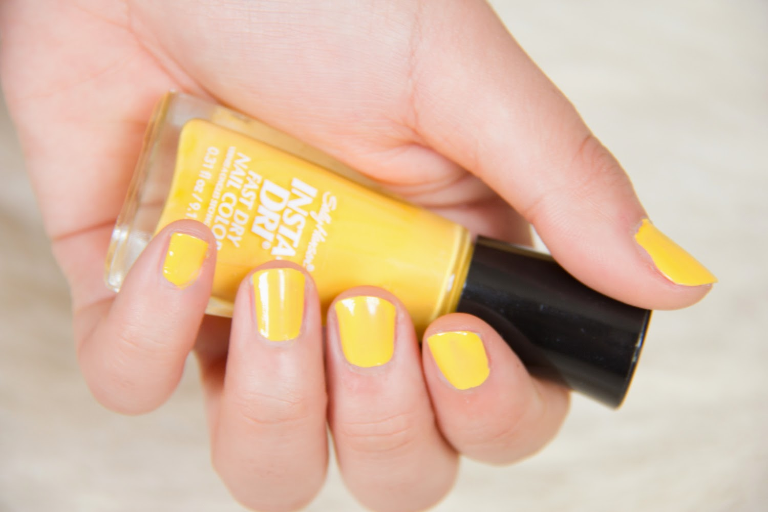 Insta-dry, shoppers-drug-mart-nail-polish, store, yellow