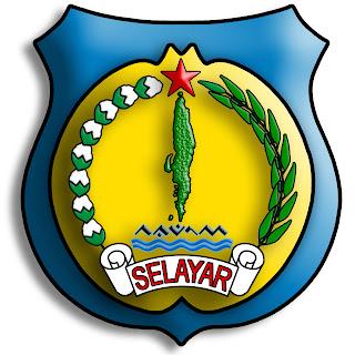 lambang / logo Kepulauan Selayar