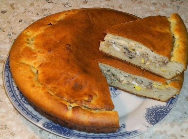 Быстрые рецепты пирогов и тортов с фото