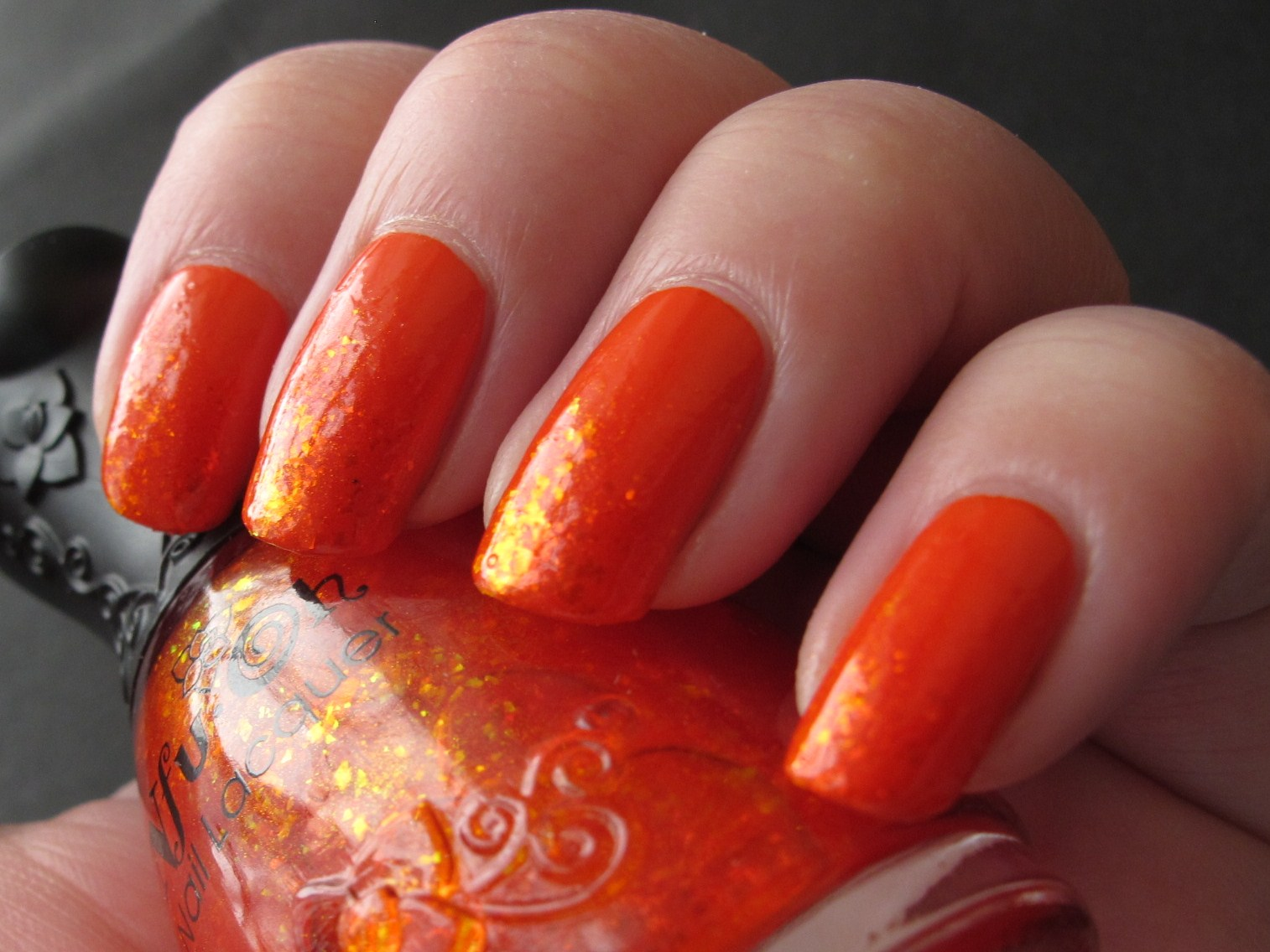 Essie Orange, It\'s Obvious & Nfu Oh #45 - Polish This!