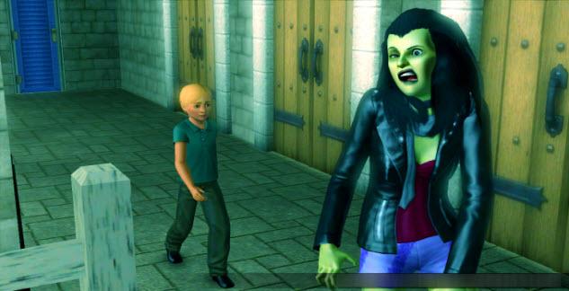 sims 3 supernatural vampires