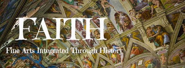 FAITH Fine Arts Integrated Through History