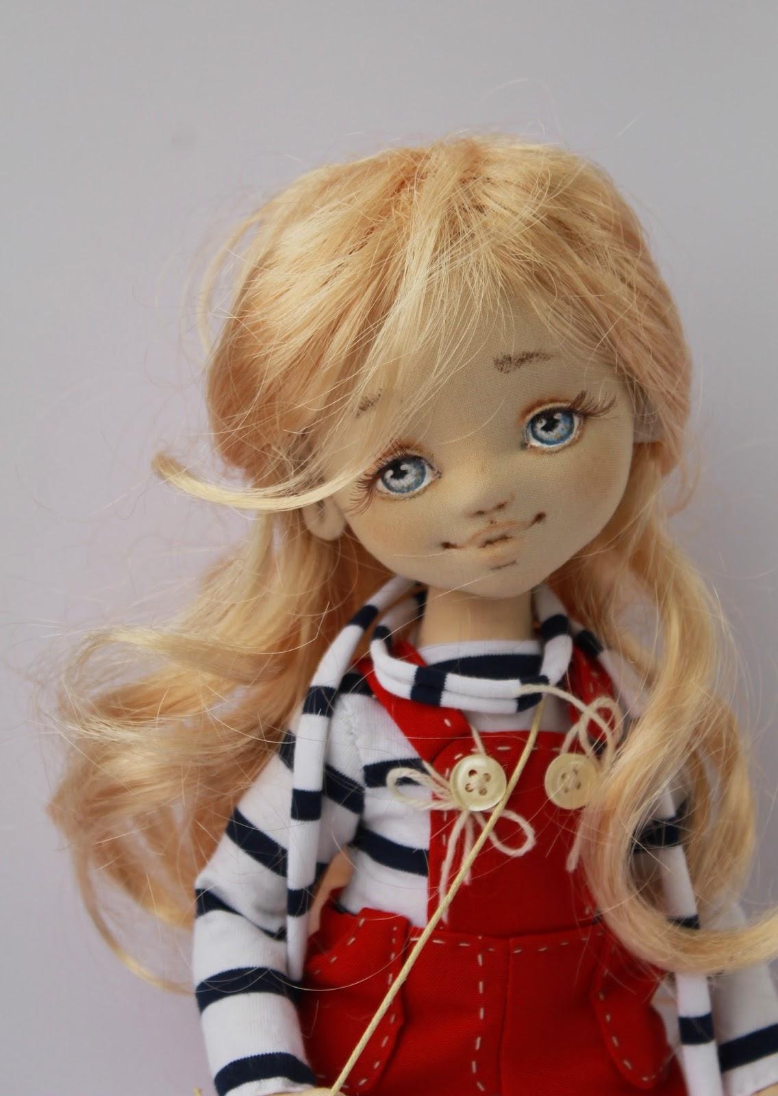 Куклы на леске
