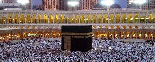 Ka'bah yang telah menjadi kiblat bagi setiap Muslimdi dunia