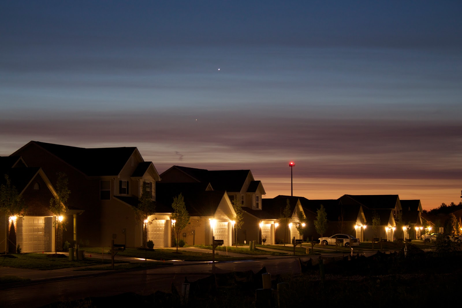 venus and jupiter conjunction in the morning