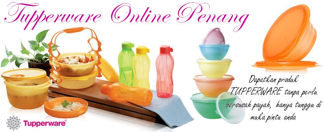 Tupperware Online Penang