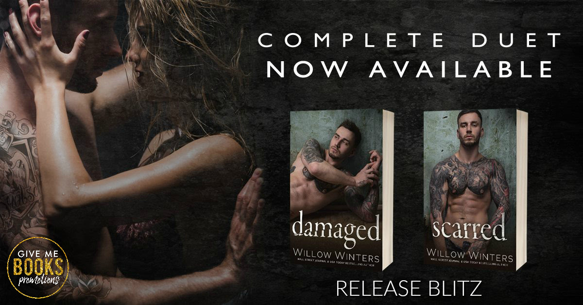 Scarred Release Blitz