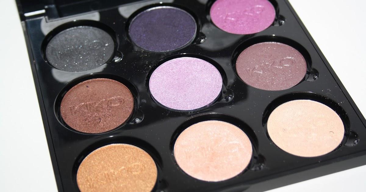 Beauty Blog Plus Size R Aliser Sa Palette De Fards Paupi Re Kiko Avec Ceux De L 39 Ancienne