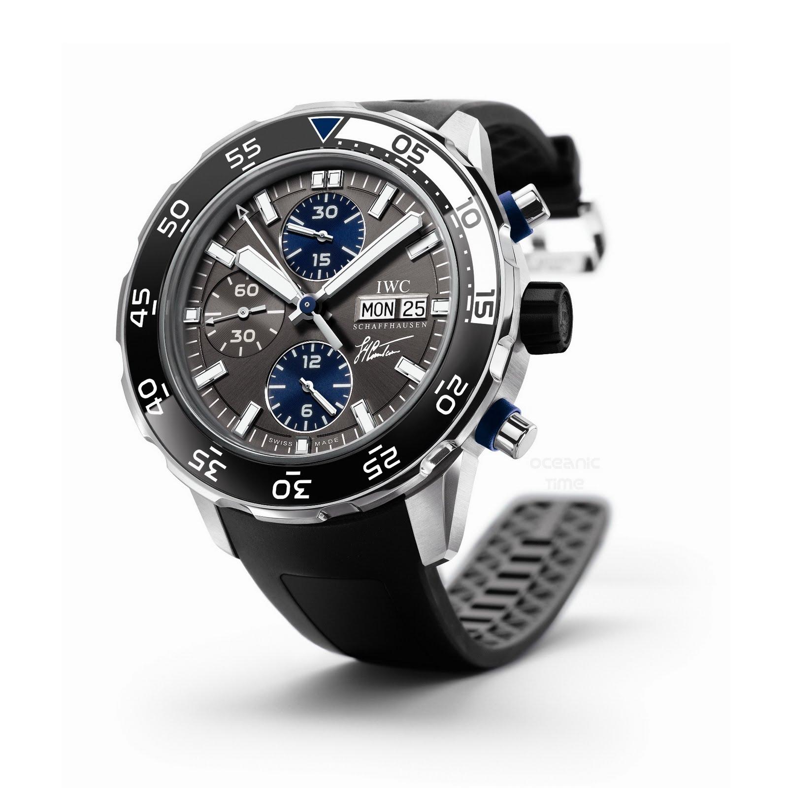 Iwc Aquatimer Vs Rolex Submariner