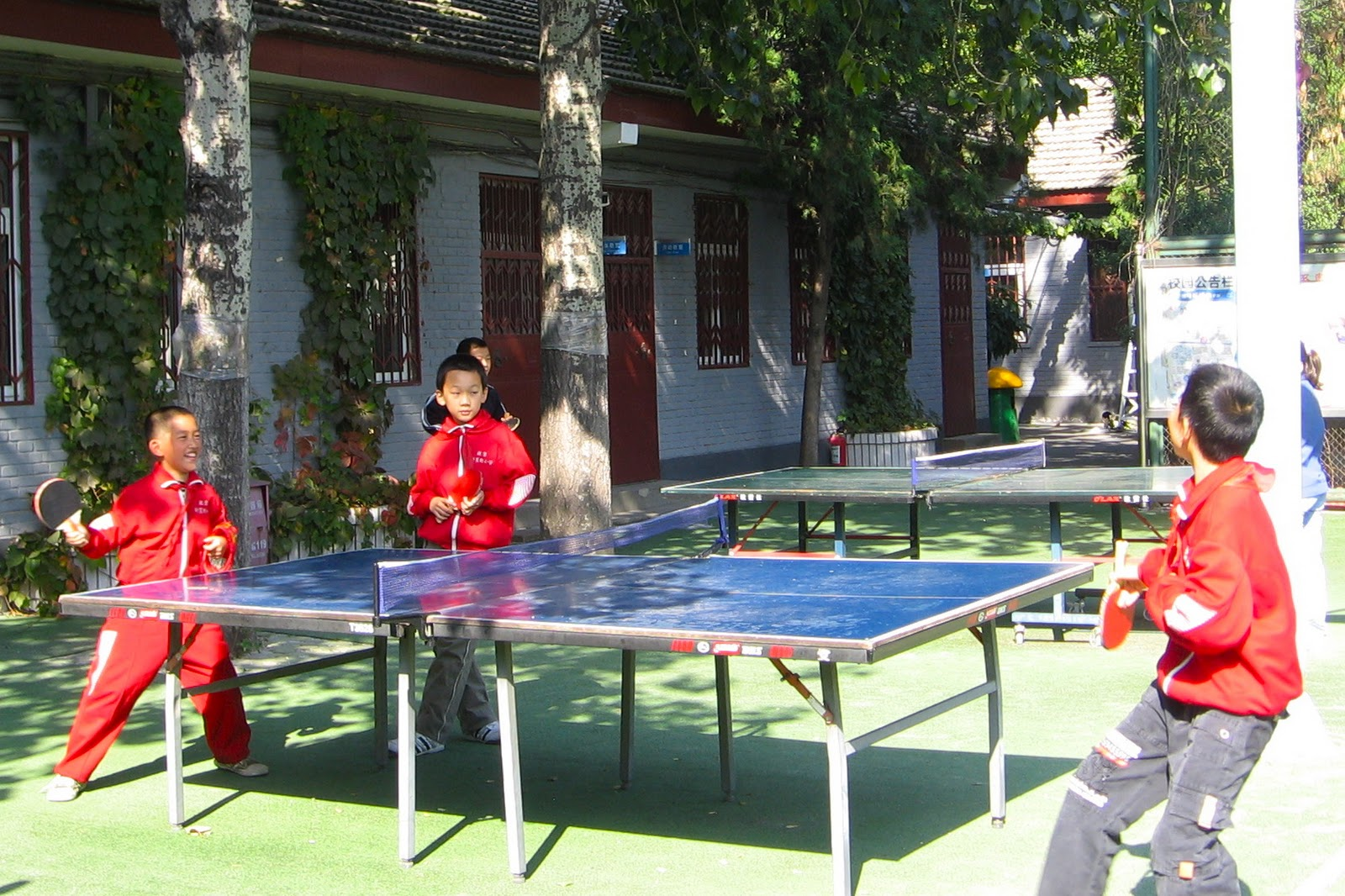 According To Historic Accounts, Chairman Mao Loved Table Tennis, Commonly  Known As Ping Pong. He Ordered Cement Ping Pong Tables To Be Built In Parks  All ...