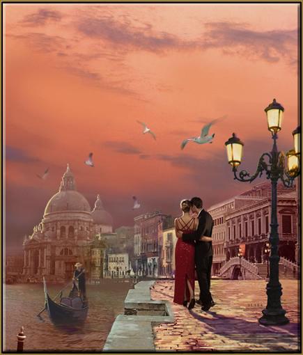 tarjetas románticas de enamorados