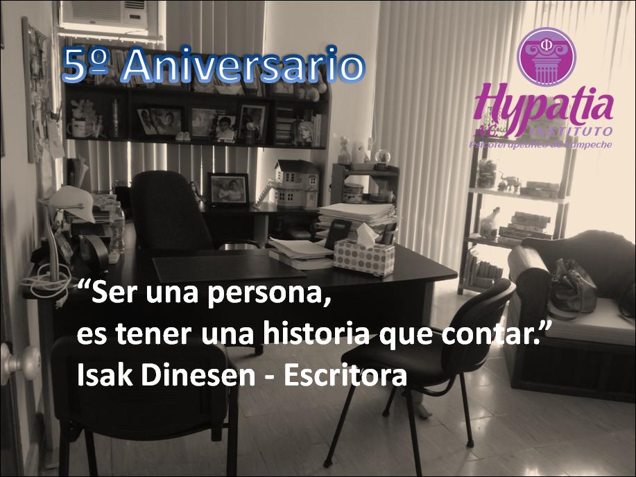 5o. Aniversario de Hypatia IPC