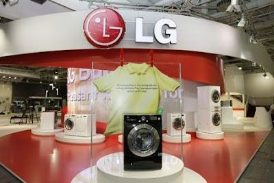 Trung tâm bảo hành Máy giặt LG tại Thái Nguyên