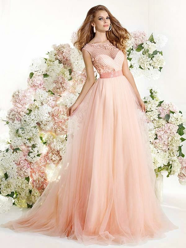 Beautiful Prom Dresses 2015\