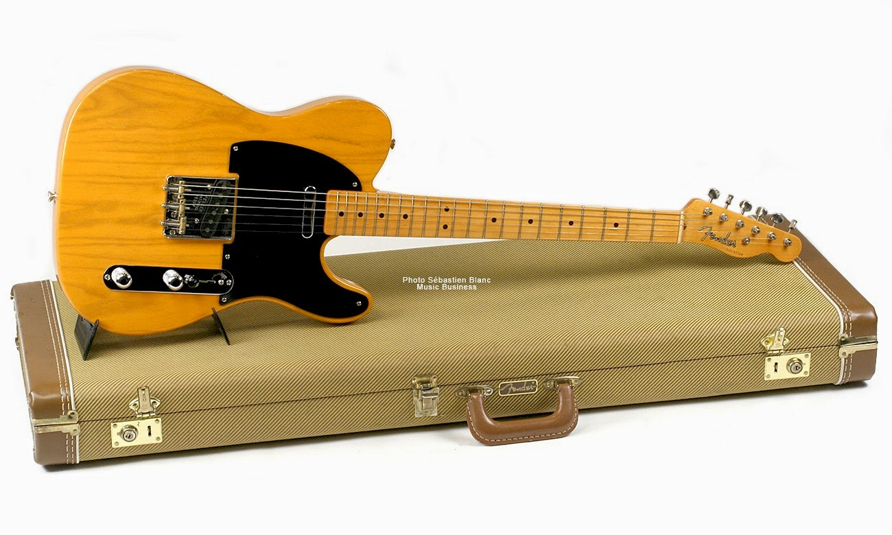 Blog da garagem fender american vintage 39 52 telecaster for Garage comos sauvian occasion