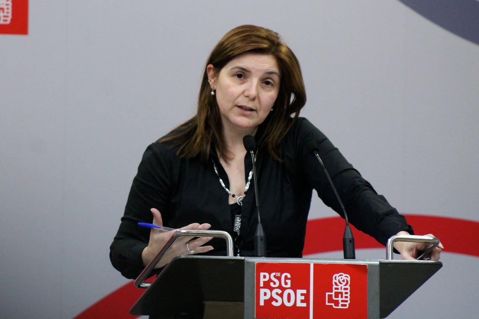 Presidenta da Xestora do PSdeG