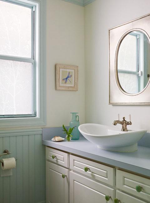 Idehadas interior design una de ba os con encanto - Banos con encanto ...