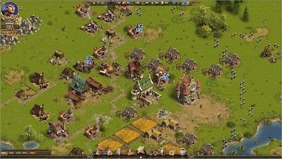 The Settlers Online 2 - F2P Web Gamez