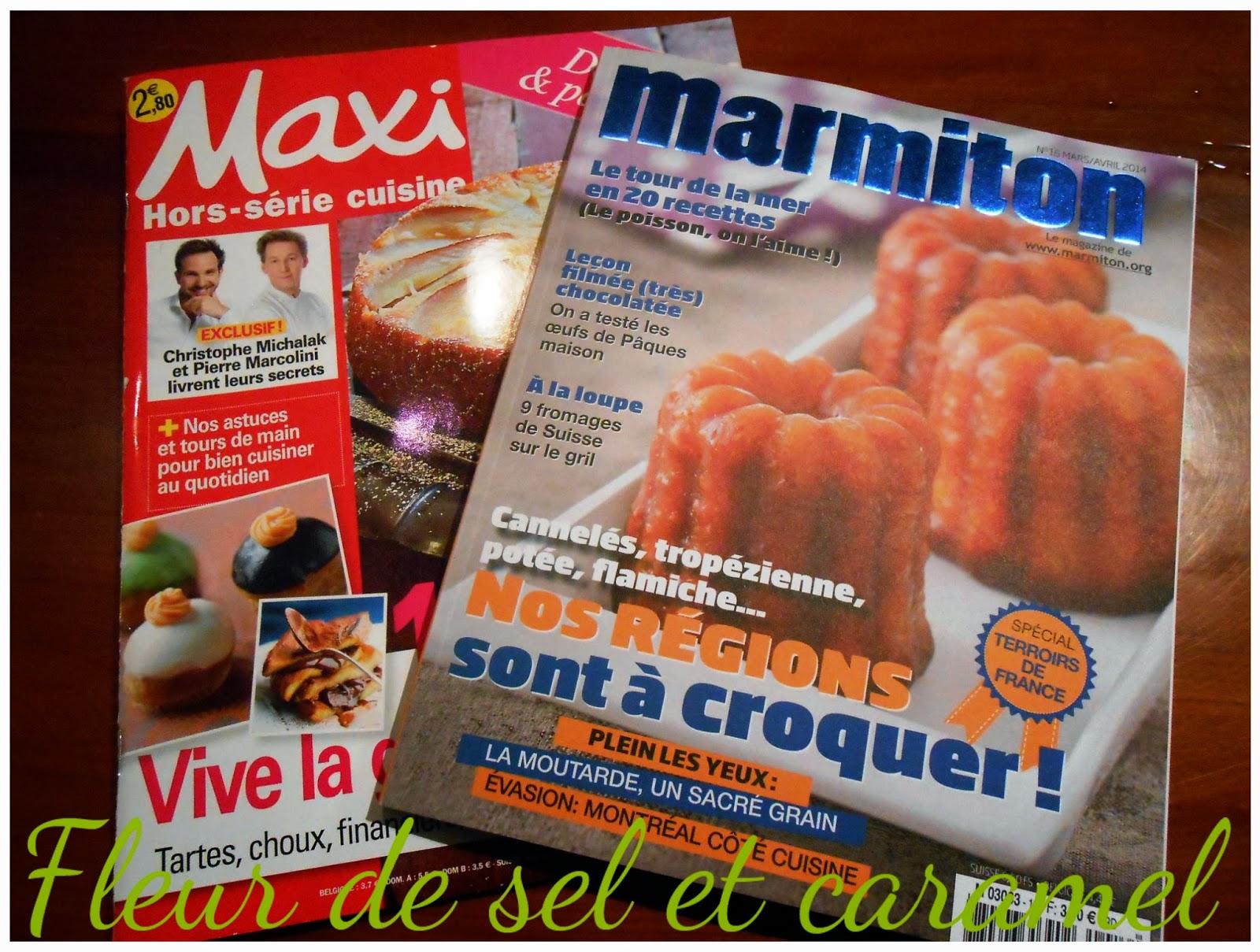 Marmiton et Maxi