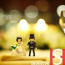 hình nền điện thoai cưới