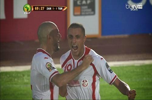 أهداف مباراة ( تونس vs زامبيا ) HD كأس الأمم الأفريقية 2015