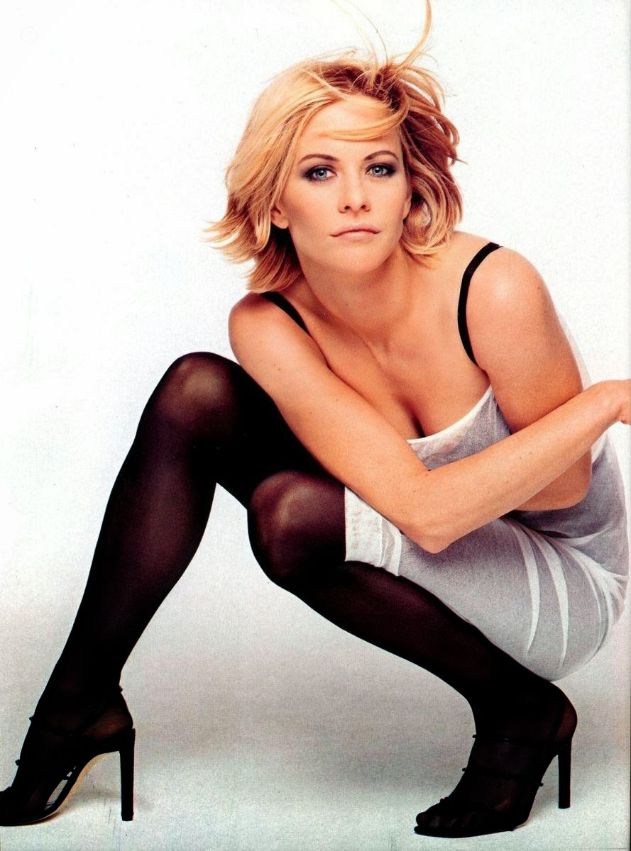 Meg Ryan in High Heels