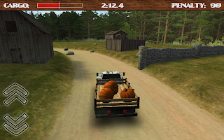 Free Dirt Road Trucker 3D Android Game Download.