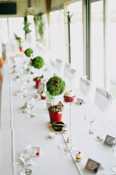 dekoracija-stola-na-venčanju