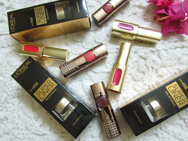 L'Oreal Cannes collection 2015 Price Review Swatches, L'Oreal Moist Mat Lipstick, L'Oreal L'Extraordinaire Liquid Lipsticks, L'Oreal Super Liner Gelintenza, L'Oreal Color Rich lipstick, makeup,Loreal india,latest makeup trends 2015,loreal cosmetics india,sonam kapoor cannes collection, katrina Kaif cannes collection, cannes 2015,liqid lipstick, gel eyeliner, matte lipstick, colored gel eyeliner,royal blue eyeliner, lipstick, eyemakeup,best matte lipstick india,beauty , fashion,beauty and fashion,beauty blog, fashion blog , indian beauty blog,indian fashion blog, beauty and fashion blog, indian beauty and fashion blog, indian bloggers, indian beauty bloggers, indian fashion bloggers,indian bloggers online, top 10 indian bloggers, top indian bloggers,top 10 fashion bloggers, indian bloggers on blogspot,home remedies, how to