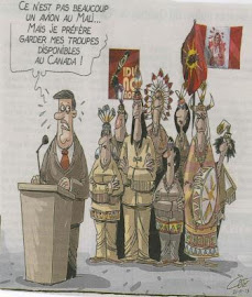 Idle No More in Quebec Popular Image