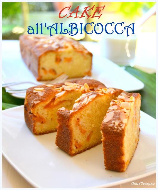 cake all'albicocca